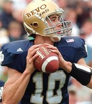 Bevo Sports is nominated for the Brady Quinn Award