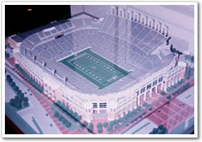 Model of proposed DKR upgrades