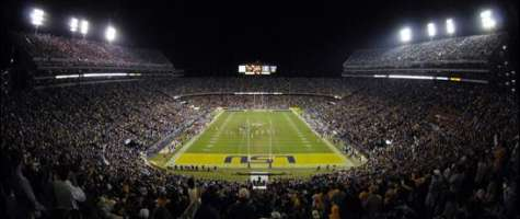 Top Stadiums: #3 LSU