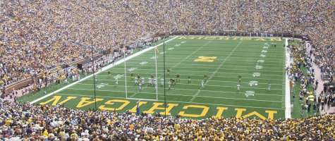Top Stadiums: #5 Michigan