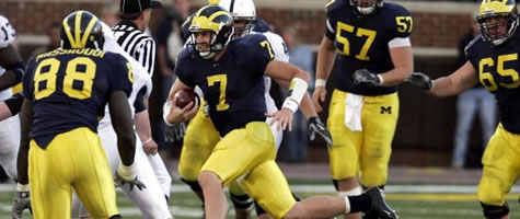 Top Uniforms: #2 Michigan