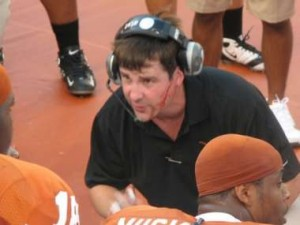 Blood dripping, Muschamp lays into the defense