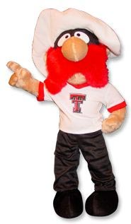 Texas Tech Doll