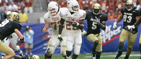 Top Uniforms: #1 Texas