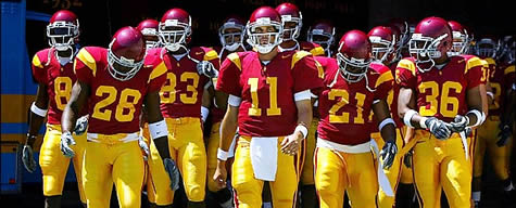 Top Uniforms: #4 USC Trojans