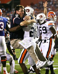 Will Muschamp is fired up