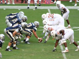 Texas Longhorns vs. Rice Owls