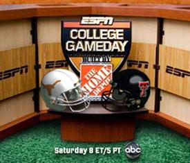 ESPN College Gameday - Texas vs. Texas Tech