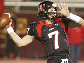Lake Travis' Garrett Gilbert will continue the spread quarterback lineage at Texas.