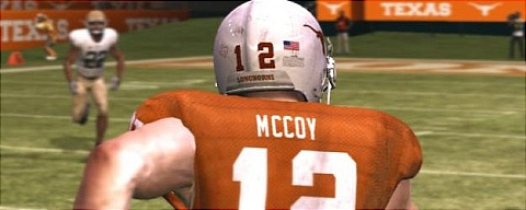 Download named rosters and put Colt McCoy into NCAA 10.