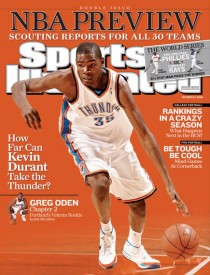 How far can Kevin Durant take the Thunder?